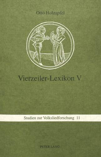 Vierzeiler-Lexikon V: Otto Holzapfel