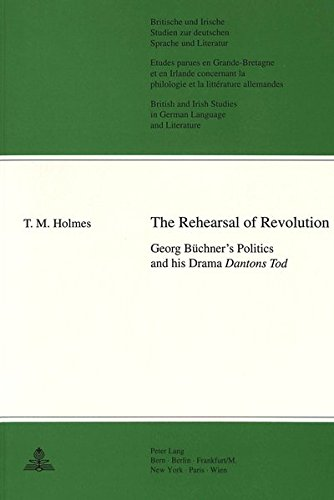 The Rehearsal of Revolution: T. M. Holmes