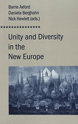 Unity and Diversity in the New Europe: Peter Lang AG,