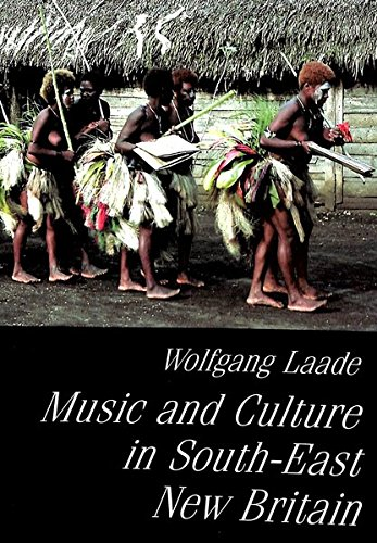 Music and Culture in South-East New Britain Unesco Territorial Survey of Oceanic Music- Report on ...