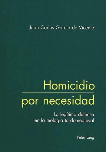 Homicidio por necesidad: Juan Carlos García