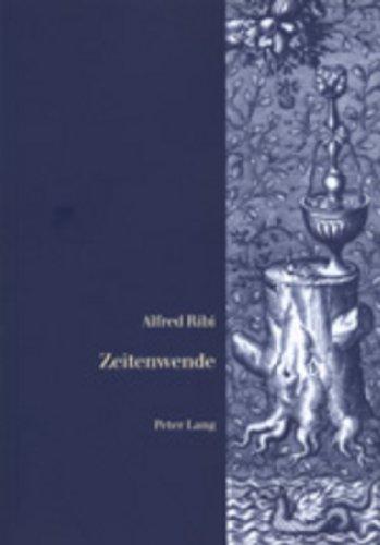 Zeitenwende: Die geistigen Wurzeln unserer Zeit in Hellenismus, Hermetik, Gnosis und Alchemie (...
