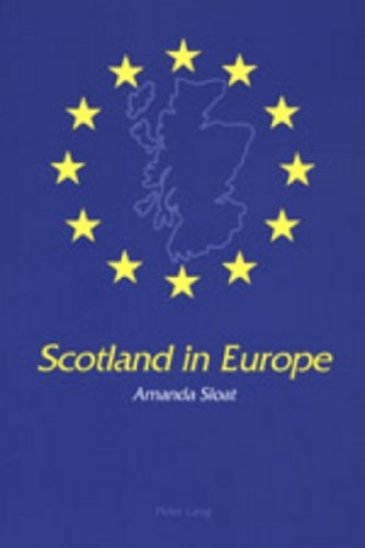 9783906766973: Scotland in Europe: A Study of Multi-Level Governance