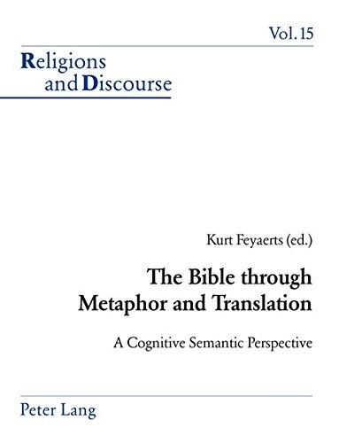 The Bible through Metaphor and Translation: Kurt Feyaerts