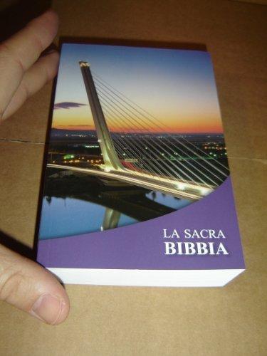 Italian Pocket Bible - La Sacra Bibbia