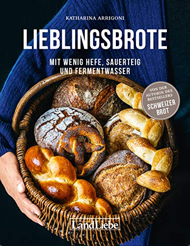 Lieblingsbrote Cover