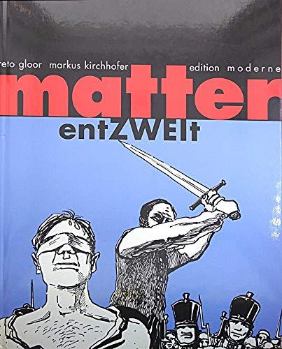 Matter entzweit (Comic) Cover