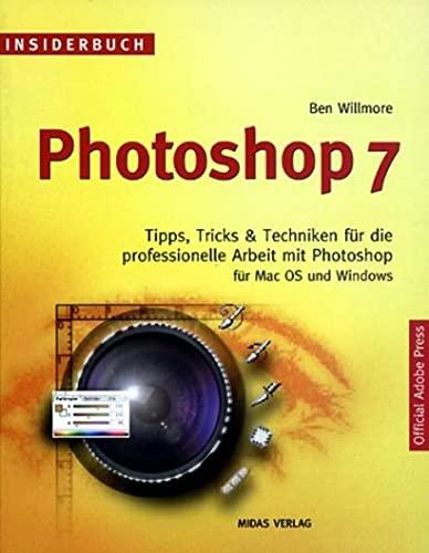 Insiderbuch Photoshop 7: Ben Willmore