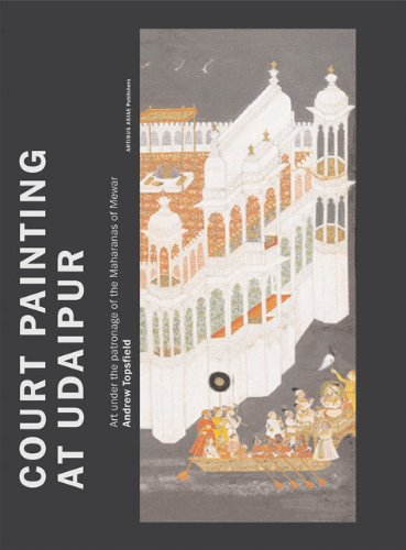 Court Painting at Udaipur: Art Under the