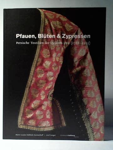 9783907077207: Pfauen, Blüten und Zypressen