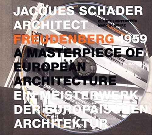 Jacques Schader: Freudenberg: Lichtenstein, C Ed.