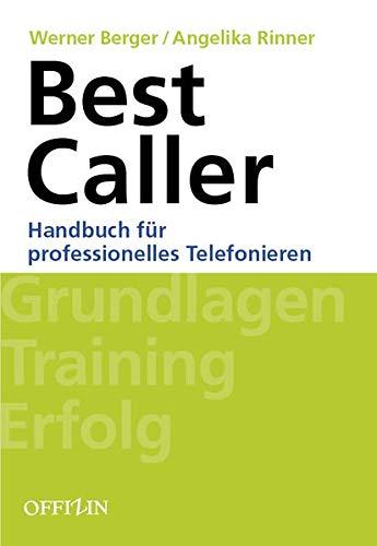 9783907496985: Best Caller