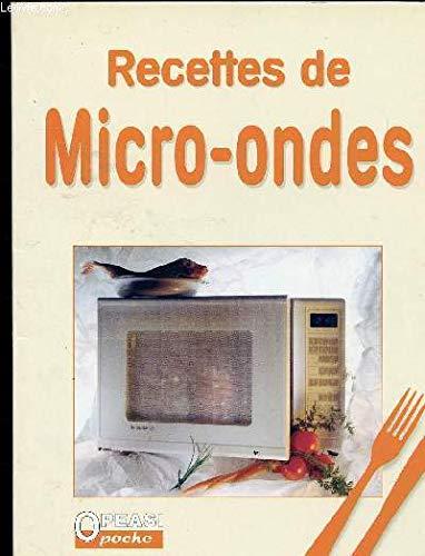 9783907498828: Recettes de micro-ondes