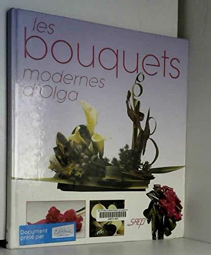 Les bouquets modernes d'Olga