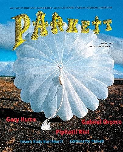 9783907509982: Parkett No. 48 Gary Hume, Gabriel Orozco, Pipilotti Rist