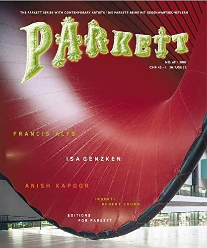 Parkett No. 69 Francis Alys, Isa Genzken,: Francis Alys, Isa