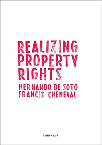 Realizing Property Rights (Hardback)
