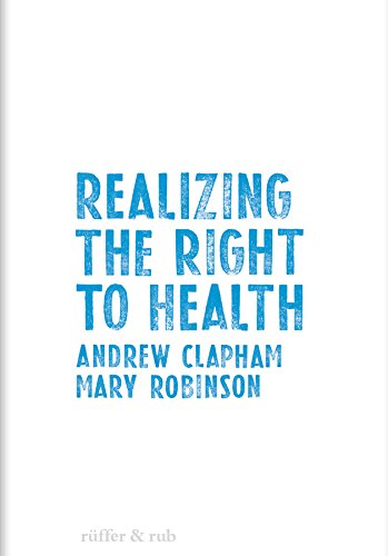 9783907625453: Realizing the Right to Health (Swiss Human Rights Book)