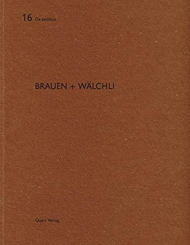 9783907631485: Brauen plus Wälchli.