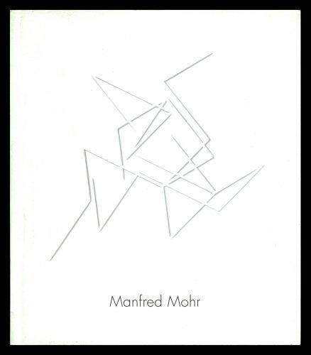 9783908080398: Manfred Mohr (German Edition)