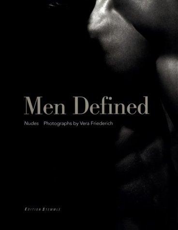 Men Defined: Nudes: Schwarz, Christopher