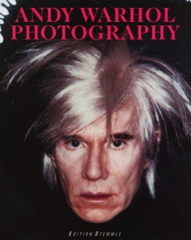 9783908163107: Andy Warhol Photography