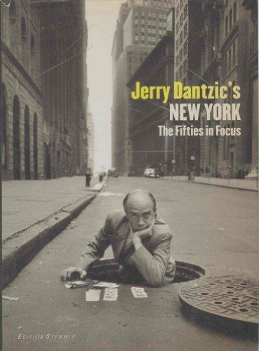 9783908163749: Jerry Dantzic's New York