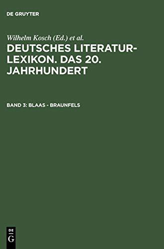 9783908255031: Blaas - Braunfels