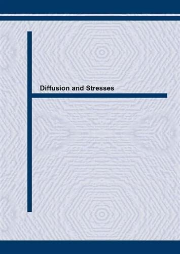 9783908450160: Diffusion and Stresses (Defect and Diffusion Forum Vols. 129-130)