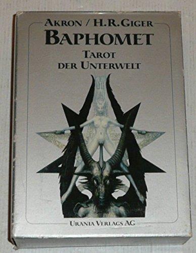 Baphomet ; Tarot der Unterwelt: Akron ; Giger,