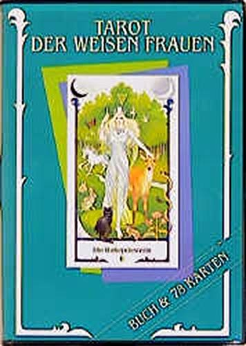 9783908646143: Tarotkarten, Tarot der weisen Frauen, m. 78 Tarot-Karten