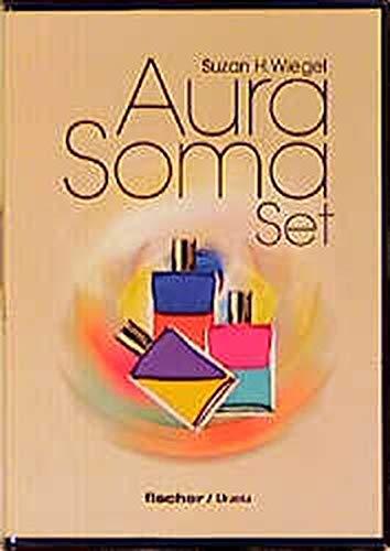Aura Soma Set. Aura Soma leicht gemacht! Praxis-Erfahrungen mit Balanceölen, Pomandern, ...