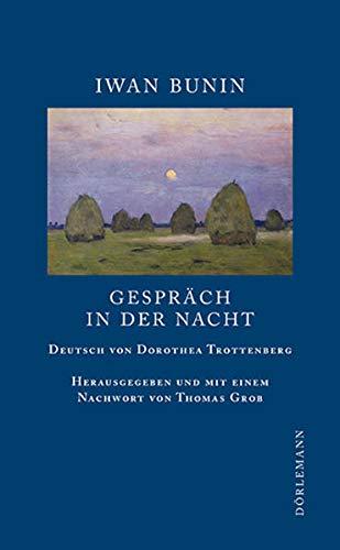 9783908777892: Gespräch in der Nacht: Erzählungen 1911