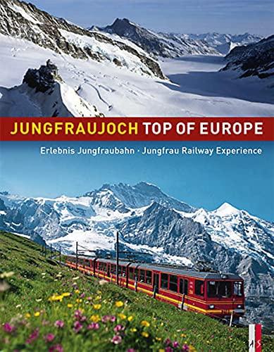 Jungfraujoch - Top of Europe: Werner Catrina