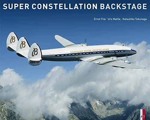 Super Constellation - Backstage Ernst Frei and Urs Mattle