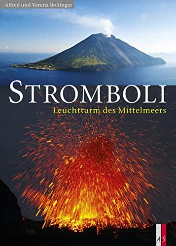 9783909111930: Stromboli - Leuchtturm des Mittelalters
