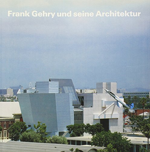 9783909158188 frank gehry und seine architektur von aa. Black Bedroom Furniture Sets. Home Design Ideas