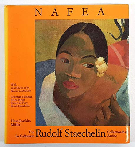 NAFEA: The Rudolph Staechelin Collection Basel: MULLER, Hans-Joachim