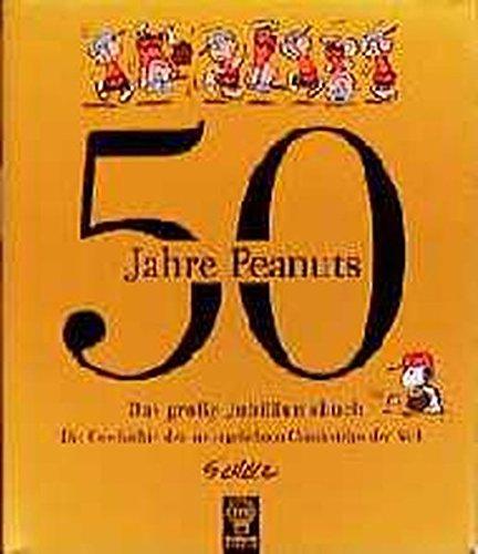 9783909480876: 50 Jahre Peanuts.