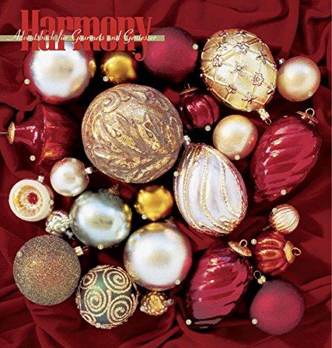 9783909909117: Harmony, Adventsbuch fuer Gourmets und Geniesser