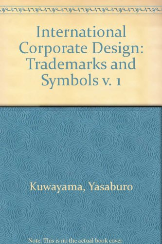 9783910052277: International Corporate Design: Trademarks and Symbols v. 1 (Divers)