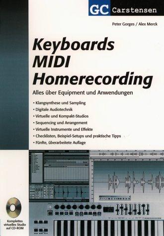 9783910098268: Keyboards MIDI Homerecording