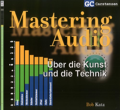 9783910098435: Mastering Audio