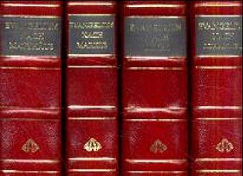 Die vier Evangelien : Das Evangelium nach