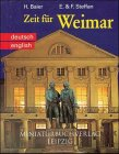 Zeit für Weimar: Hans Baier; Eva