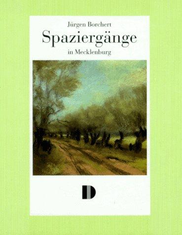 9783910150201: Spaziergänge in Mecklenburg