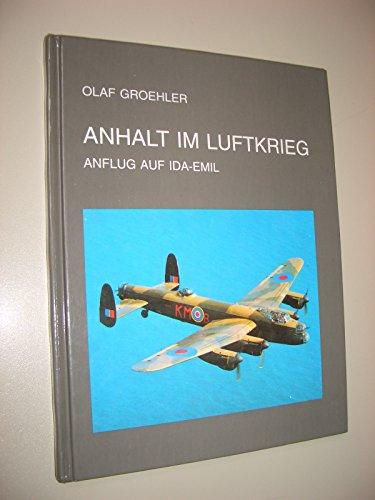 9783910192058: Anhalt im Luftkrieg, 1940 bis 1945