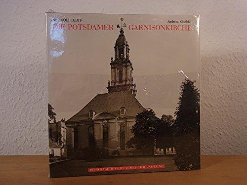 9783910196001: Die Potsdamer Garnisonkirche. Texte und Bilder