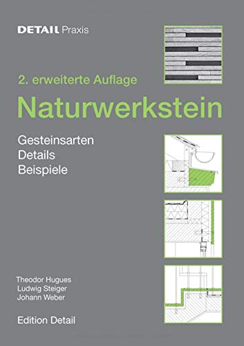9783920034065: Naturwerkstein (Detail Praxis) (German Edition)