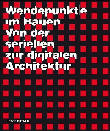 9783920034393: Wendepunkte im Bauen (Detail Spezial) (German Edition)